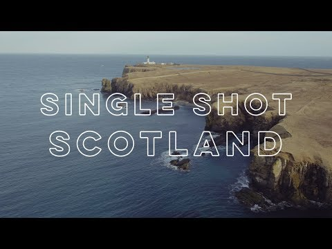 Single Shot Scotland  - Noss Head Lighthouse