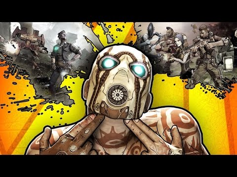 The Addicting Loot System and Brilliant Writing Behind Borderlands 2