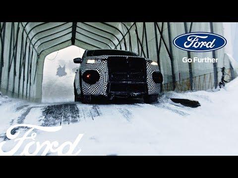 Vyvrácený mýtus: Zimní zkouška | Elektromobily | Ford Česká republika