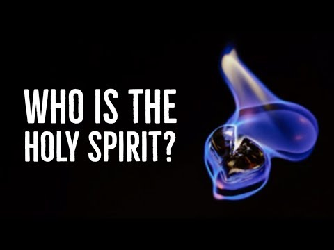 Who is the Holy Spirit?  Walking in the Spirit
