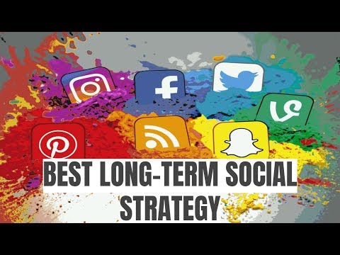 Best Social Media Marketing Strategy for Small Business 2019