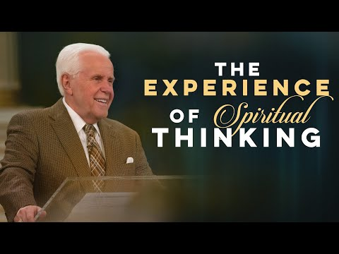 The Experience Of Spiritual Thinking (February 7, 2021)  Jesse Duplantis