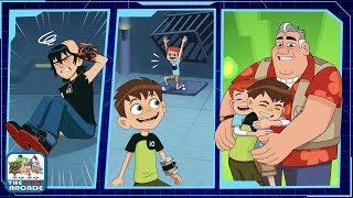 Ben 10: World Rescue - Finally Saving Gwen from Kevin 11 (CN Games)