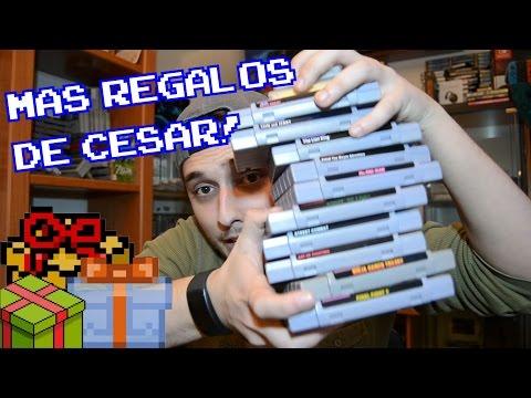 Mas regalos de Cesar! || Donaciones v10