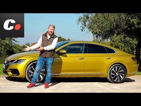 Volkswagen Arteon 2017 | Prueba / Test / Review en español | coches.net