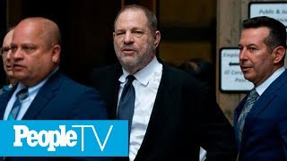 Harvey Weinstein Settles Sexual Assault Civil Suits In Tentative $44M Deal: Reports   PeopleTV
