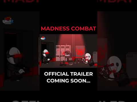 Phân Tích Game: Madness Combat | Official Trailer - meGAME #shorts