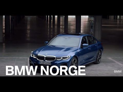 The all new BMW 3 Series  ConnectedDrive and Driving Assistant  G20, 2018