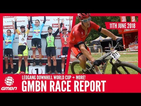 Leogang Downhill World Cup, Latest XCO Action + More! | GMBN Race News Show