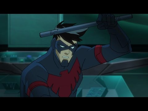 "Batman Unlimited: Animal Instincts - ""Nightwing Cheetah"" Clip - UCKy1dAqELo0zrOtPkf0eTMw"