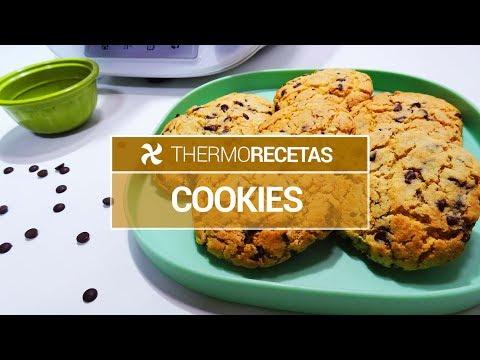 Cookies de chocolate Thermomix