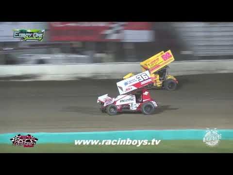 Lucas Oil ASCS Highlights 81 Speedway 7 29 21 - dirt track racing video image