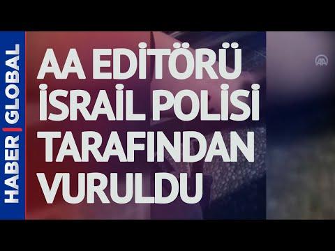Onu Her Gün Türk Televizyonlarında Görüyoruz. Bu gün İsrail Polisi Tarafından Vuruldu!