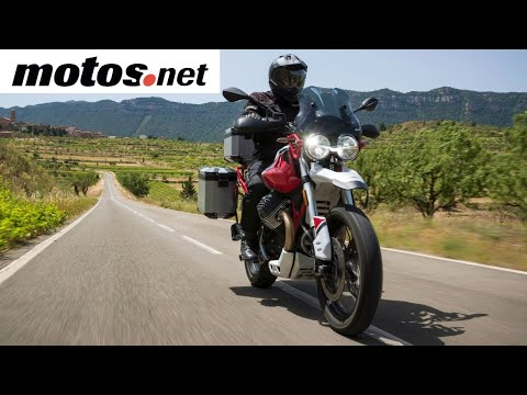 Moto Guzzi V85 TT | Prueba / Test / Review en español