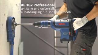 Tolmueemaldustarvikud Bosch GDE Hex