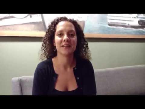 Alessandra Zielinski on the Presentations