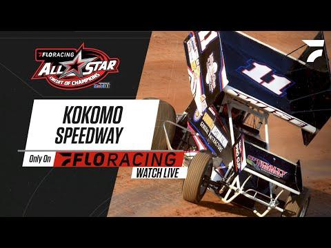 LIVE: FloRacing All Star Heat Races | Kokomo Speedway 5.23.2021 - dirt track racing video image