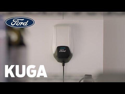 Montering av Ford ladeboks   Ford Kuga ladbar hybrid   Ford Norge