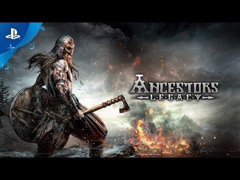 Ancestors Legacy - Release Trailer   PS4