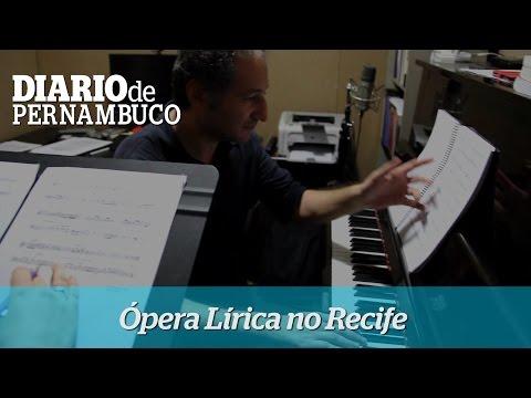 �pera L�rica no Recife