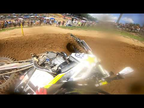 GoPro: Dean Wilson - 450 Moto 1 - 2019 Budds Creek Mx National - Lucas Oil Pro Mx Championship