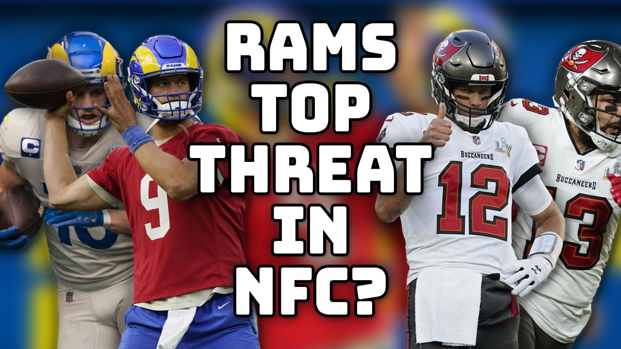 Do Rams represent top threat to Bucs in NFC?   'NFL Total Access'