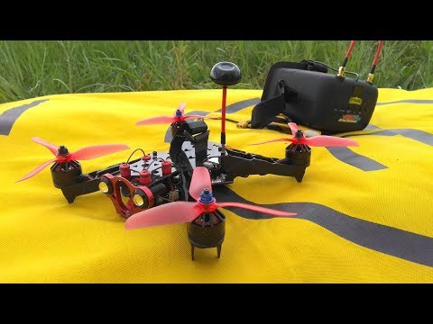 Гоночный квадрокоптер Eachine Racer 250 PRO (FPV Racing drone) - UCvsV75oPdrYFH7fj-6Mk2wg