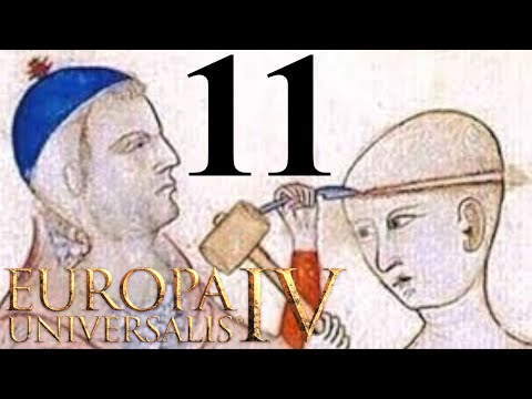 They may be stupid, but they re not... stupid   Europa Universalis IV: Castile Ep. 11