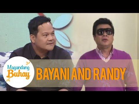 Magandang Buhay: Bayani expresses his gratitude to Randy
