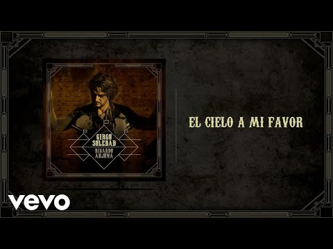 Ricardo Arjona - El Cielo a Mi Favor (Audio) - UCu4MUKzbk6eWF-mbMB39jTQ