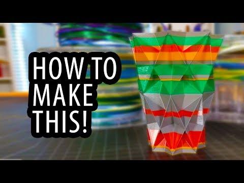 How I Make Custom Filament
