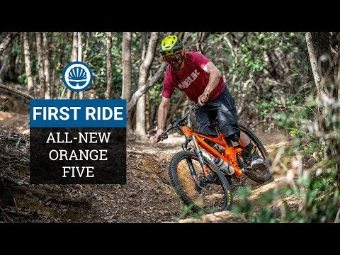 The All-New Orange Five | Trail Shredder Rewards Skill, Punishes Mistakes