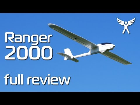 Volantex Ranger 2000 757-8 FPV plane - full review and maiden - UCG_c0DGOOGHrEu3TO1Hl3AA