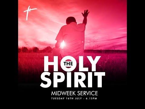 The Holy Spirit  Pst. Tope Magaji  Tue 16th Jul, 2019