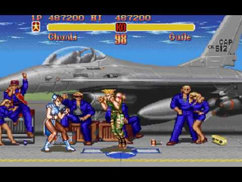 Super Street Fighter II (Chun-Li) (Rozner Labs, Capcom) (MS-DOS) [1996] [PC Longplay]