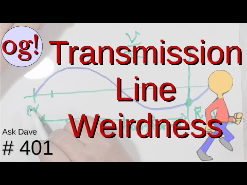 What Does Weird Length Feedline do to Impedance? (#401)