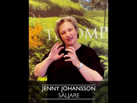 Jenny Johansson - Säljare