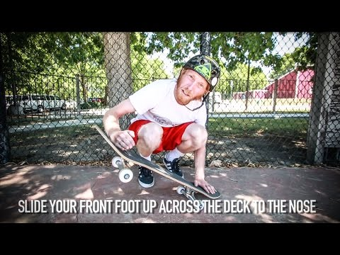 How To Ollie with Sean Hanley