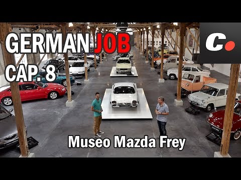 GERMAN JOB Cap. 8 | Museo Mazda Frey | Mazda Classic Automobil Museum Frey (Augsburg) | coches.net