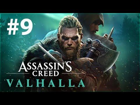 Assassin s Creed Valhalla (2020) Gameplay Walkthrough   Part 9 [PS4 1080p]