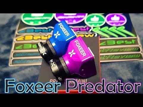 ✔ Уникальная FPV Камера - Foxeer Predator Mini OSD/1000TVL/Super WDR! Surveilzone.com - UClNIy0huKTliO9scb3s6YhQ