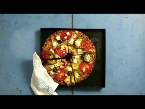 Tsatsikis Farmors Knäckepizza®