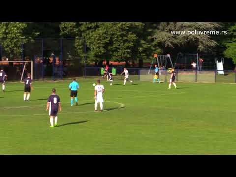 "FK ""Mundial"" - FK ""Partizan"" (Gaj) 3:3"