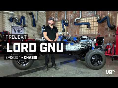 Projekt: Lord Gnu, Del 1 - Chassi