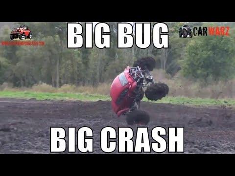 BIG BUG - BIG CRASH Mega Truck Freestyle At Extreme ORV Expo 2018
