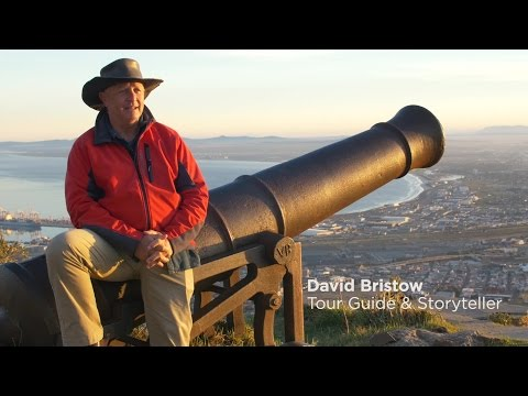 Racon Tours - David Bristow - A walking enviro-pedia