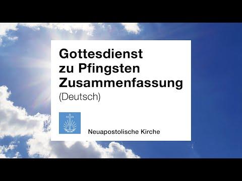 Pfingsten 2020