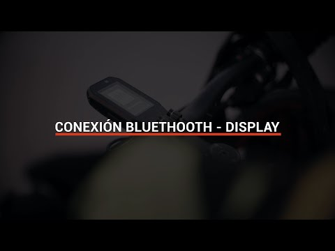 Conexión Bluetooth - Display | Atom X