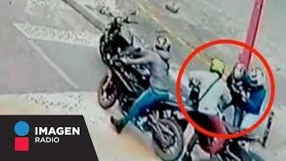 Delitos a bordo de motos están aumentando y no se están tomando acciones: Lerdo de Tejada