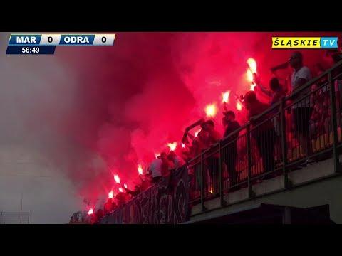 Polonia Marklowice - Odra Wodzisław 0:2